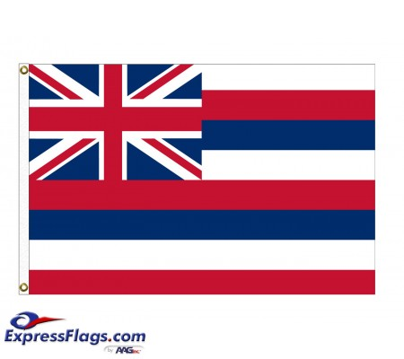 Nylon Hawaii State FlagsHI-NYL