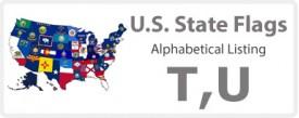 State Flags: T, U (9)