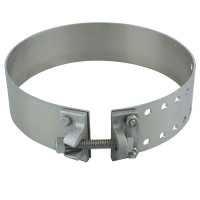 Aluminum Electric Way Strap Bracket Mounting Strap