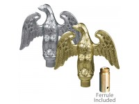 Metal Perched Eagle Ornaments