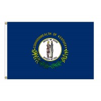 Poly-Max Kentucky State Flags