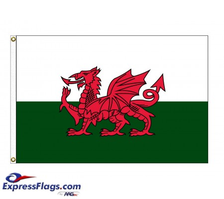 Wales Nylon FlagsWLS-NYL