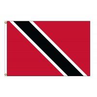 Trinidad & Tobago Nylon Flags (UN, OAS Member)