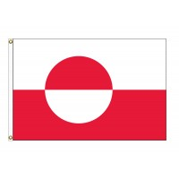 Greenland Nylon Flags - 3' x 5'