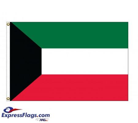 Kuwait Nylon Flags (UN Member)KWT-NYL