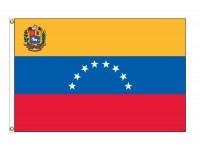 Venezuela Nylon Flags (UN, OAS Member)