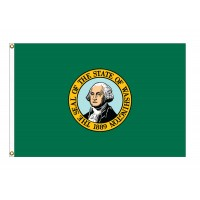 Nylon Washington State Flags