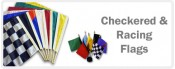 Checkered and Racing Flags