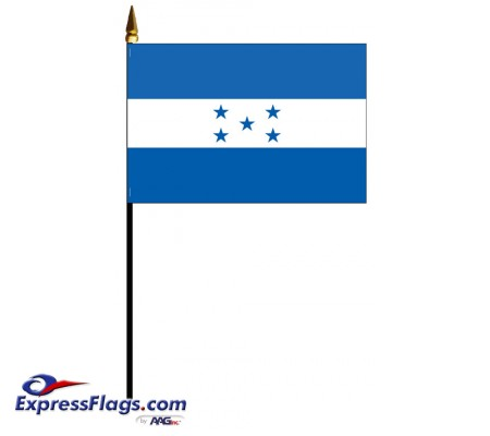 Honduras Mounted Flags031892