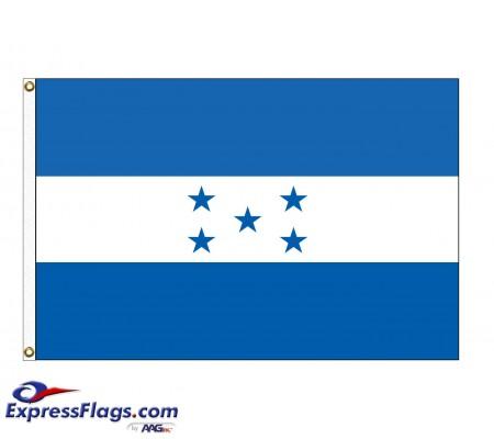 Honduras Nylon Flags (UN, OAS Member)HND-NYL
