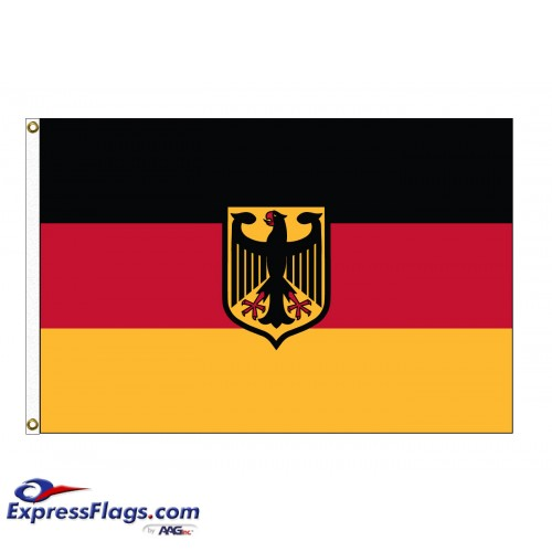Germany Nylon Flags (Eagle)DEU-NYL-2