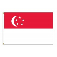 Singapore Nylon Flags (UN Member)