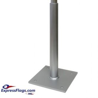 Aluminum Vertical Pole HolderRM-VH