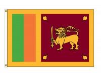 Sri Lanka Nylon Flags (UN Member)