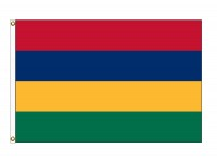 Mauritius Nylon Flags (UN Member)