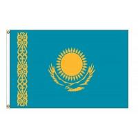 Kazakhstan Nylon Flags (UN Member)