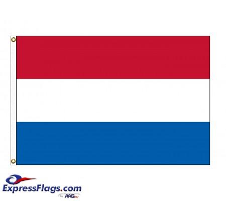 Netherlands Nylon Flags (UN Member)NLD-NYL